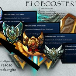 elo booster lol