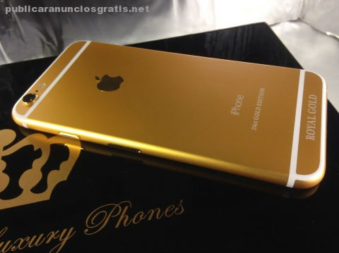 iPhone 6+ Gold