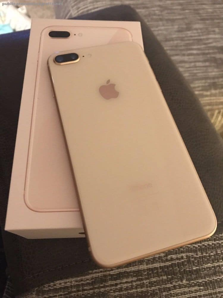Apple iPhone .8 Plus 64gb