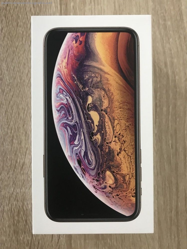 Apple iphone XS   64GB   NEW